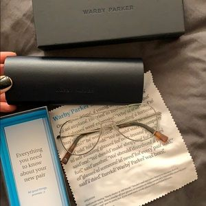 Warby Parker Readers